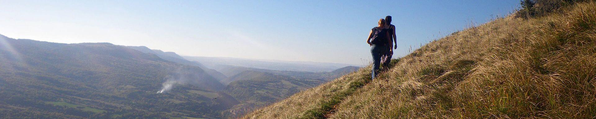 Larzac causses et vallées