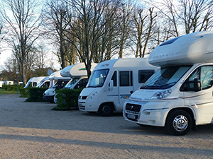 Aires de campings-cars