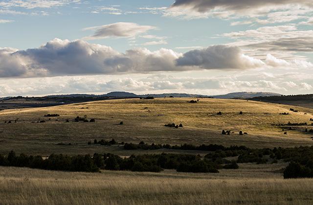 Panorama du Larzac